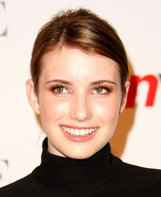 Emma Roberts at the 6th Annual Teen Vogue Young Hollywood party.