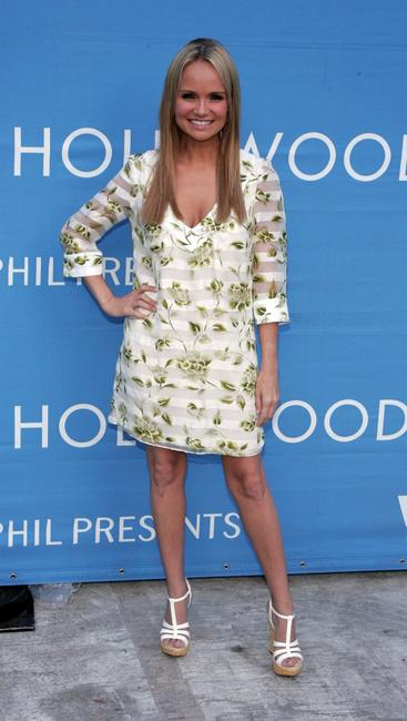 Kristin Chenoweth at the 8th Annual Hollywood Bowl Hall Of Fame Night.
