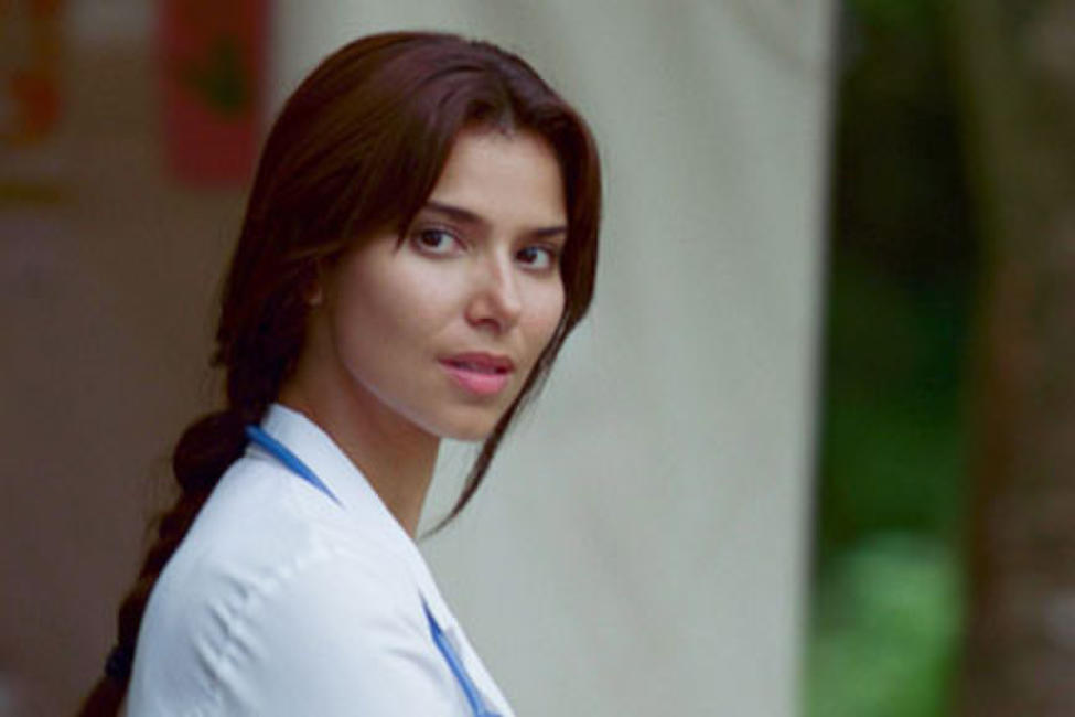 Roselyn Sanchez as Lisa Morales in ``Act of Valor.''