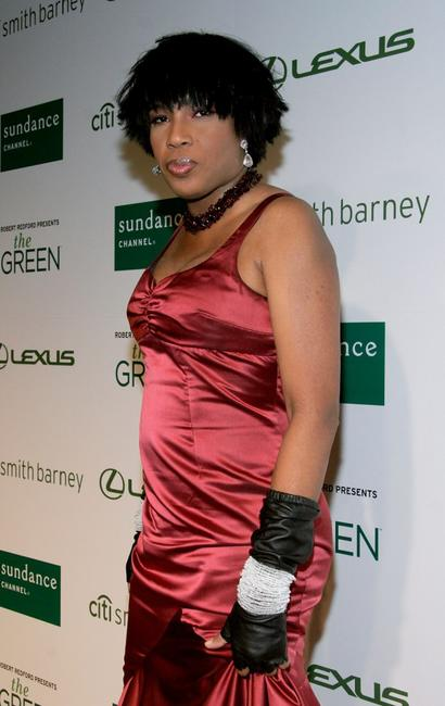 Macy Gray at the launch of