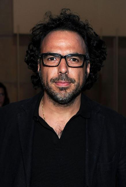 Alejandro Gonzalez Inarritu at the premiere of