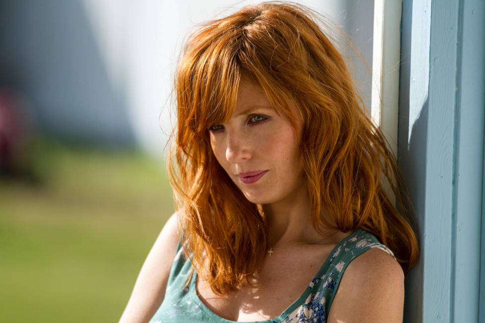 Kelly Reilly as Sonja Burpo in
