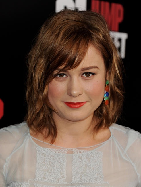 Brie Larson at the California premiere of