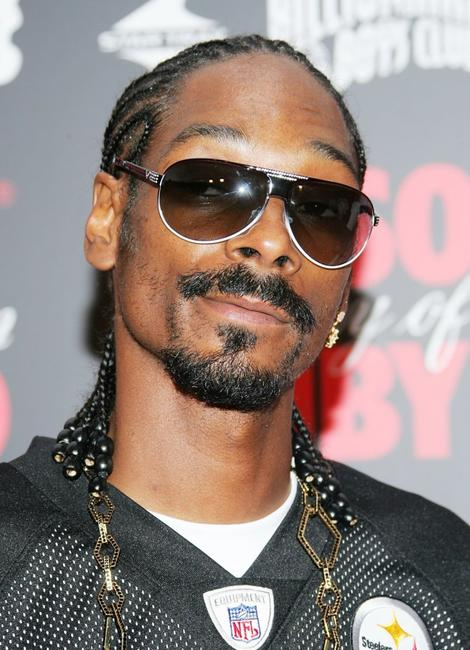Snoop Dogg at the Pharrell Williams & Absolut Ruby Red Pre-VMA Bash.
