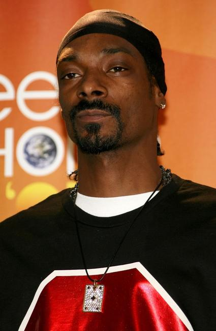Snoop Dogg at the 2007 Teen Choice Awards.