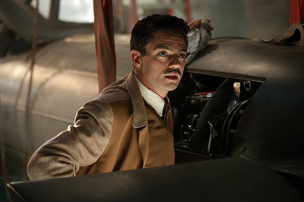 Dominic Cooper as Howard Stark in