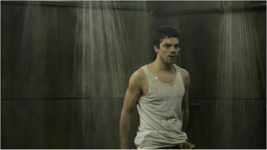 Dominic Cooper as James Lacey in