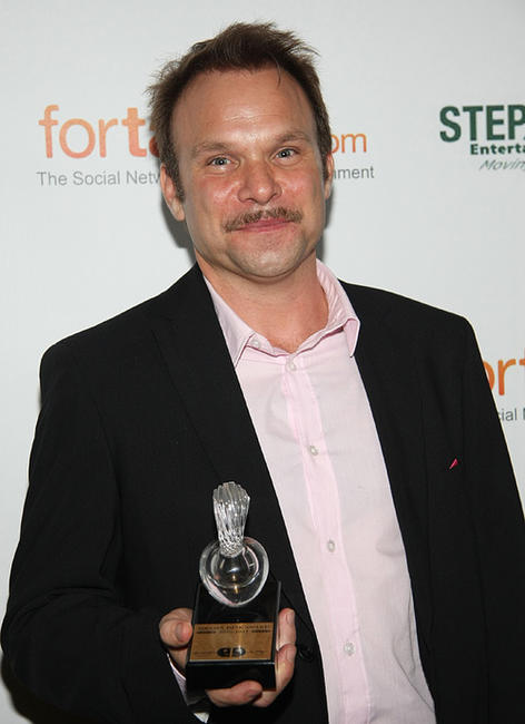 Norbert Leo Butz at the 56th Annual Drama Desk Awards in New York.