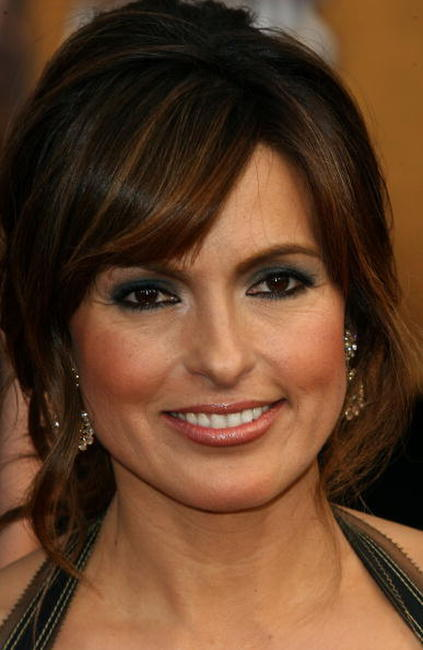 Mariska Hargitay at the 13th Annual Screen Actors Guild Awards.