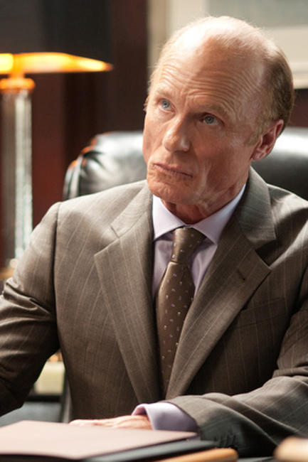 Ed Harris in ``Man on a Ledge.''