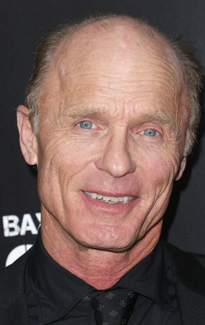 Ed Harris at the California premiere of