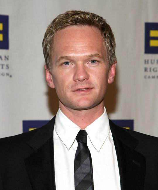 Neil Patrick Harris at the Human Rights Campaign's annual Los Angeles Gala.