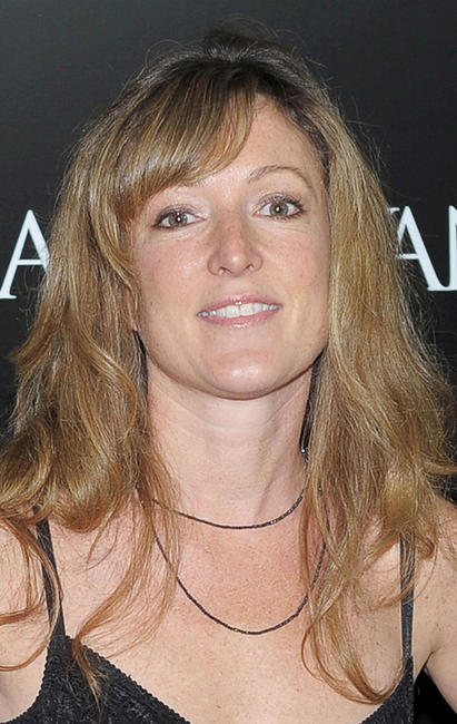 Amy Westcott at the New York premiere of
