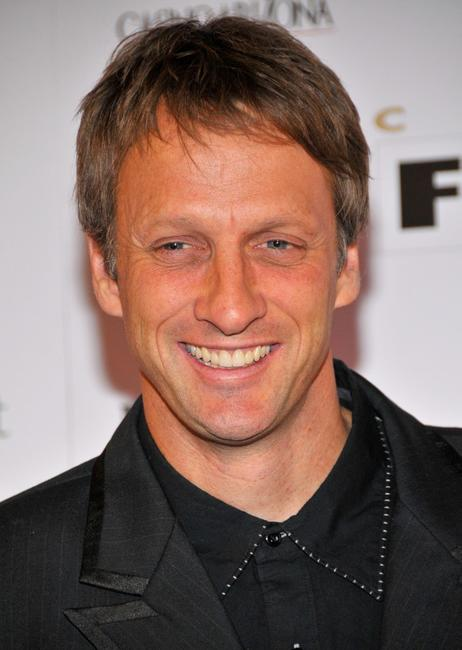 Tony Hawk at the Muhammad Ali's Celebrity Fight Night XIV.