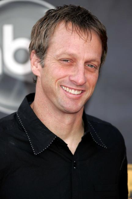 Tony Hawk at the 2007 American Music Awards.
