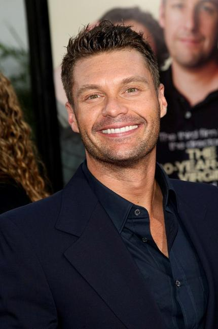 Ryan Seacrest at the premiere of