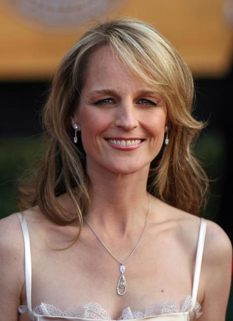 Helen Hunt at the 13th Annual Screen Actors Guild Awards.