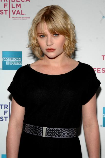 Emilie de Ravin at the premiere of