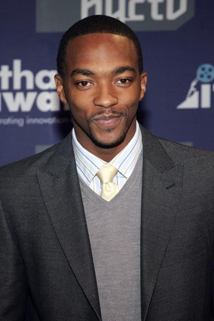 Anthony Mackie at the IFP 16th Annual Gotham Awards.