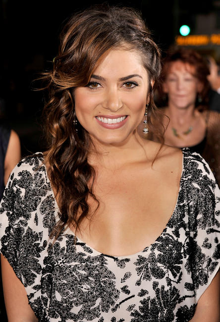 Nikki Reed at the L.A. premiere of