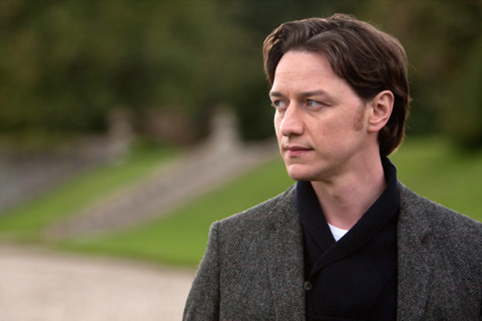 James McAvoy as Charles Xavier in ``X-Men: First Class.''