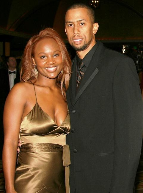 Affion Crockett and Guest at the 59th annual Directors Guild Of America Awards.