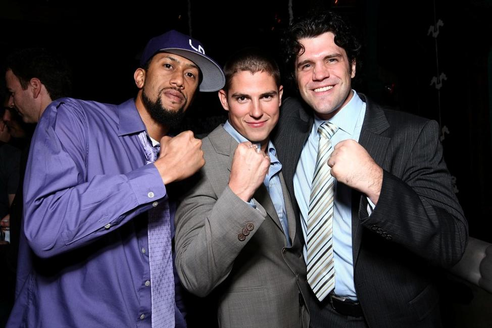 Affion Crockett, Sean Faris and Jeff Wadlow at the after party of the premiere of
