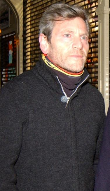 Tcheky Karyo at the after party of the premiere of