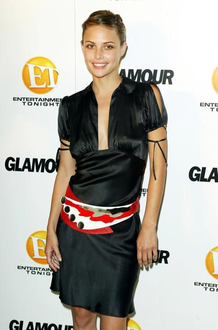 Josie Maran at the Entertainment Tonight Emmy Party.
