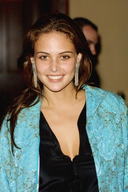 Josie Maran at the American Oceans Campaign 2001 Partners Award.
