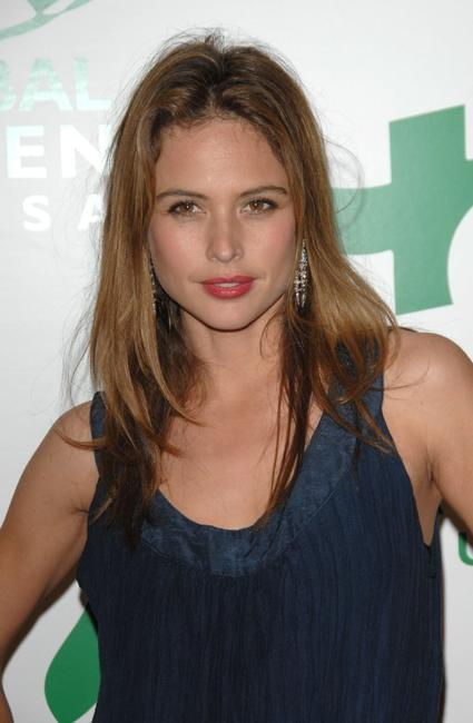 Josie Maran at the Global Green USA's 5th annual awards season celebration.