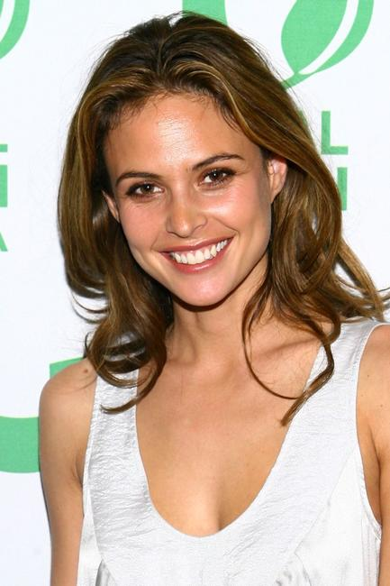 Josie Maran at the Global Green USA's annual Sustainable Design Awards dinner.