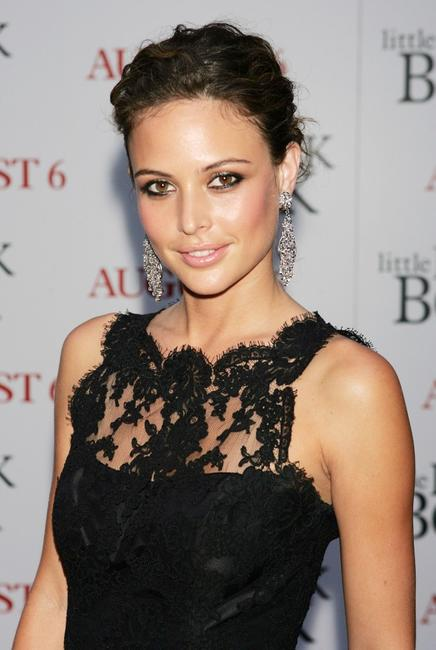Josie Maran at the world premiere of