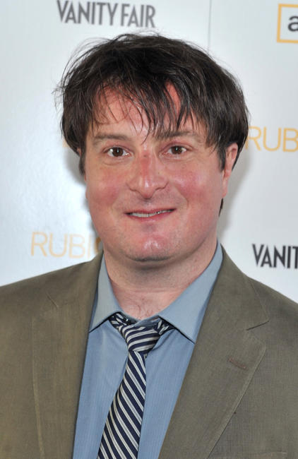 Christopher Evan Welch at the New York premiere of