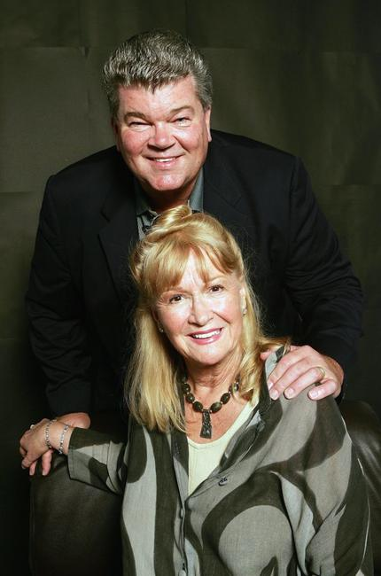 Diane Ladd & her husband Robert Charles Hunter at the the Bangkok International Film Festival.