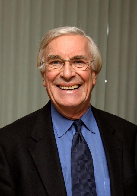 Martin Landau at the Miramax pre-Oscar nominee party.