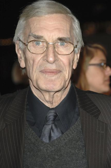 Martin Landau at the ABC Winter Press Tour All Star Party.