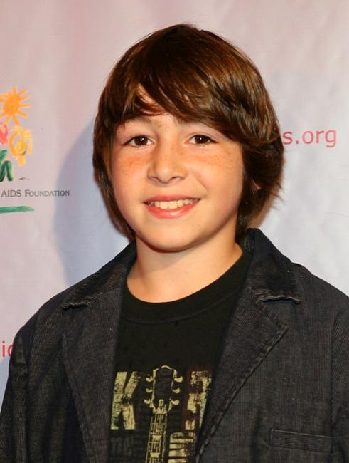 Jonah Bobo at the Elizabeth Glaser Pediatric AIDS Foundation