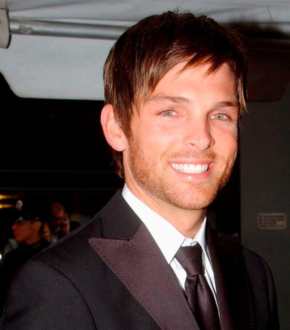 Brian Presley at the 30th Annual Emmy Awards.