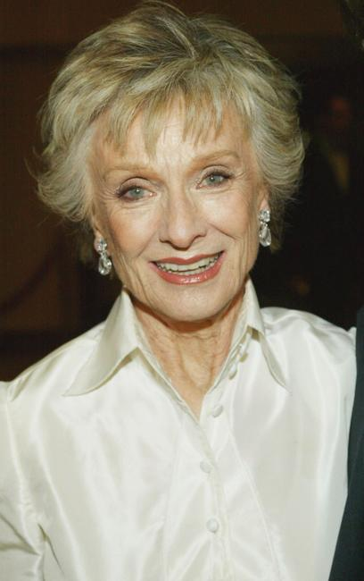 Cloris Leachman at the 56th Annual Writers Guild Awards.