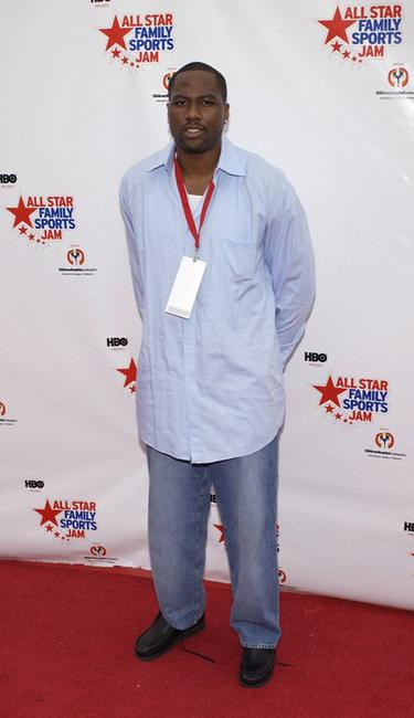 Elton Brand at the HBO All Star Family Sports Jam to benefit Childrens Hospital of Los Angeles.
