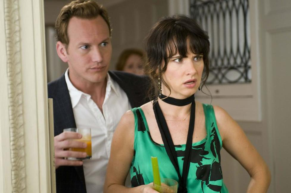 Patrick Wilson and Juliette Lewis in