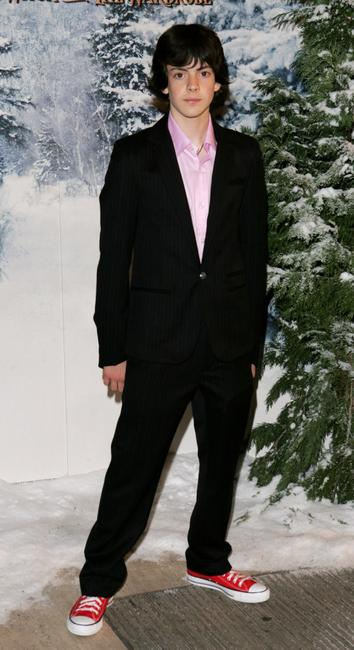 Skandar Keynes at the Royal Film Performance and world premiere of