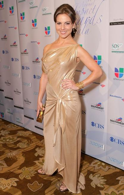 Kate del Castillo at the 11th Annual Impact Awards gala.