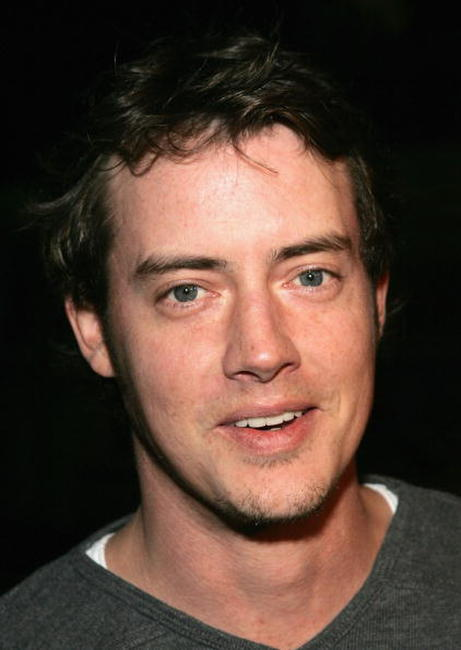 Jason London at the Hallmark Channel's TCA Press Tour party.