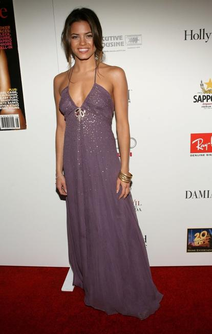 Jenna Dewan at the Hollywood Life magazine's 6th Annual Breakthrough Awards.