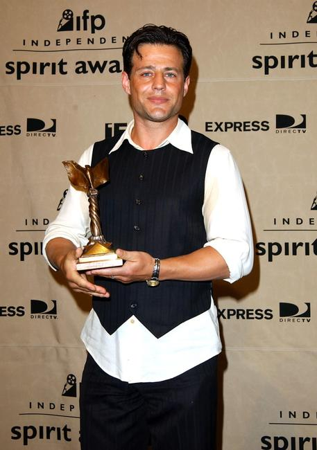 Louis Mandylor at the 2003 IFP Independent Spirit Awards.