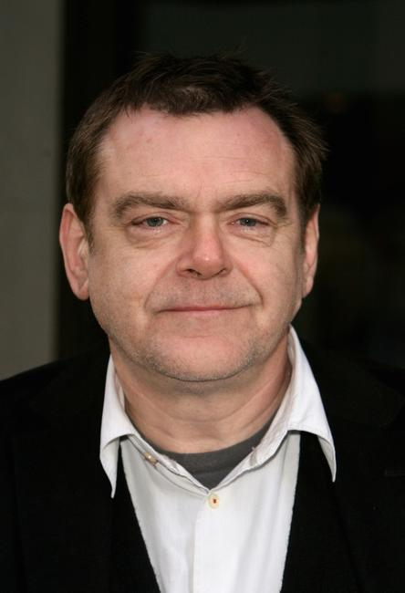 Kevin McNally at the Critics Theatre Awards.