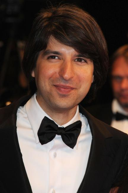 Demetri Martin at the premiere of