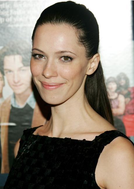 Rebecca Hall at the screening of